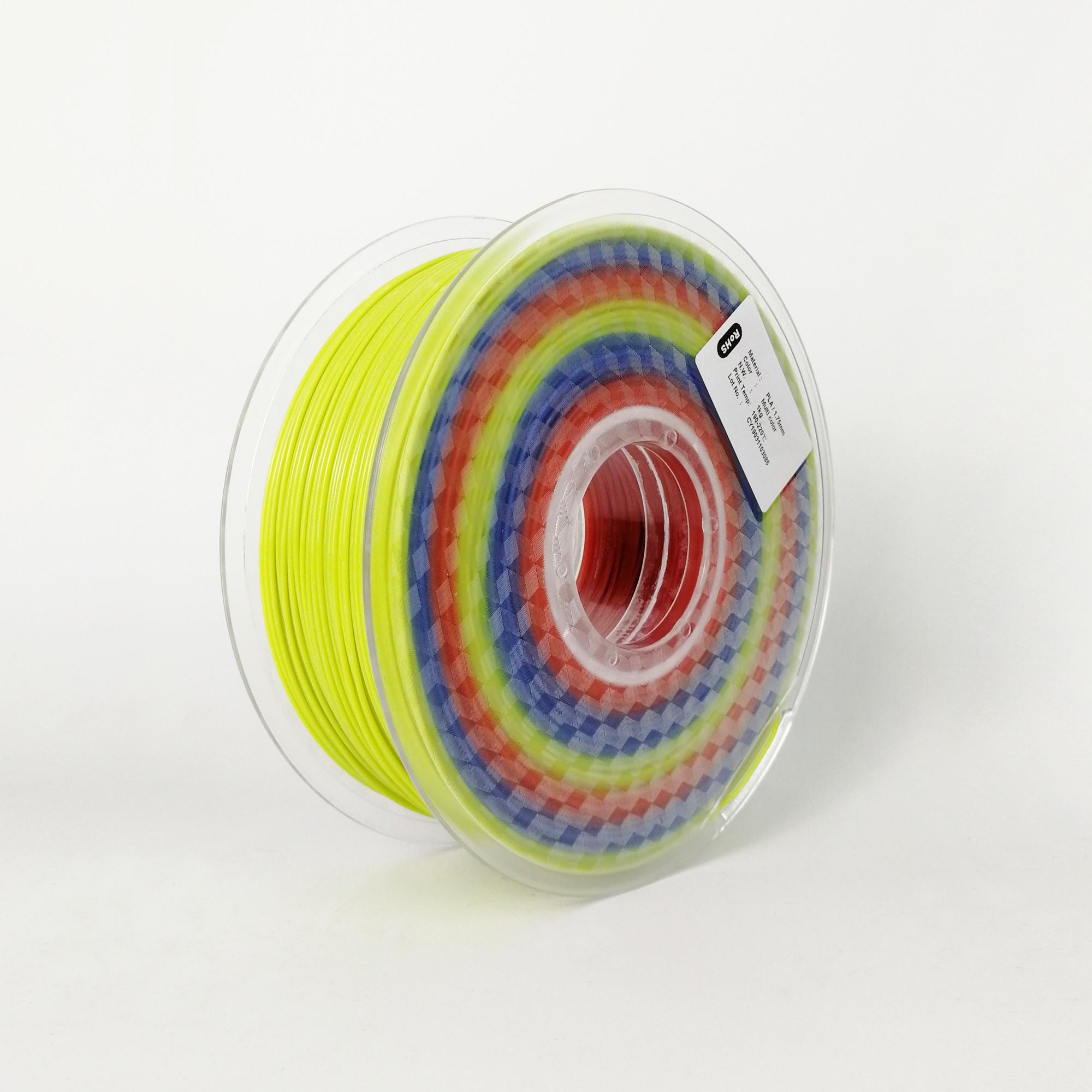 PLA Rainbow Hello3D Filament