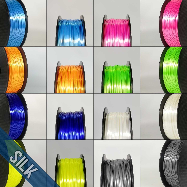 PLA Silk Hello3D Filament