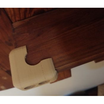 واقيات زوايا الخشب الحادة