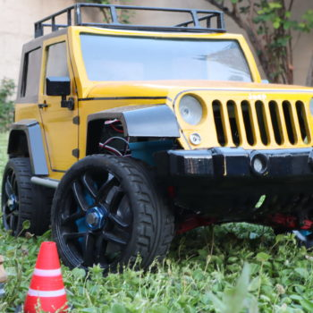 Jeep 1:10 scale